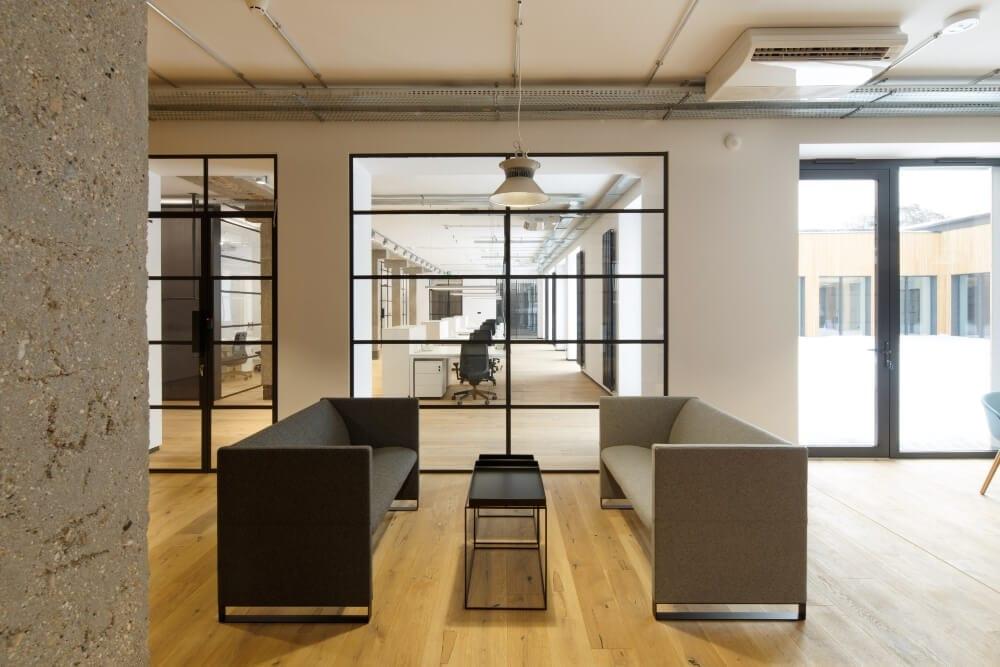 Projekt konstrukcyjny biurowca - fot. 07-03