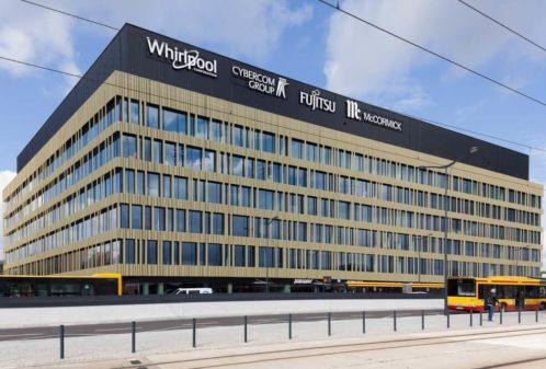 Projekt konstrukcyjny budynku biurowego - wiz. 01-03