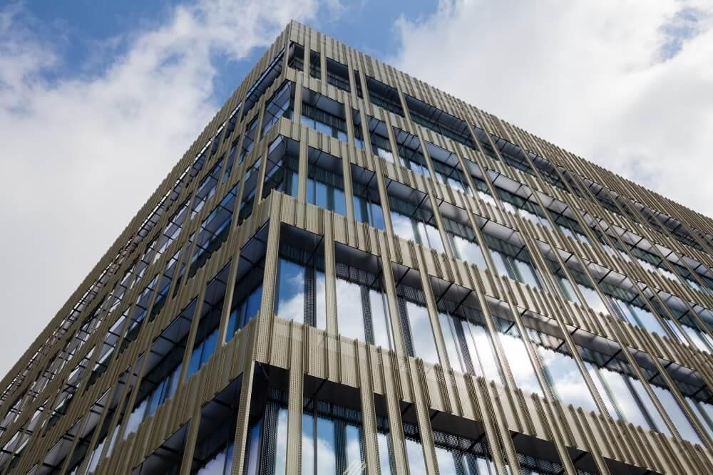 Projekt konstrukcyjny budynku biurowego - fot. 03-03