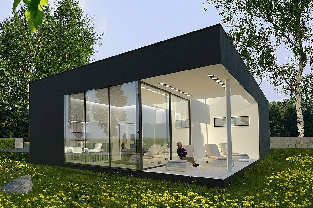Projekt konstrukcyjny budynku jednorodzinnego j - wiz. 01-03