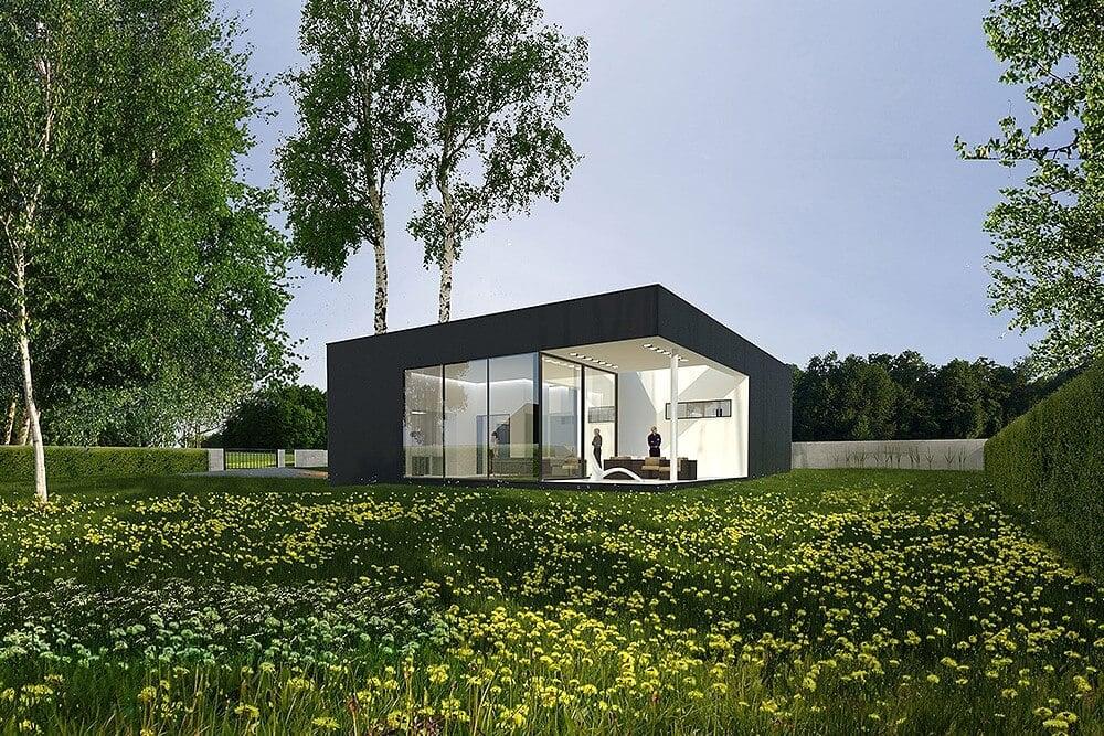 Projekt konstrukcyjny budynku jednorodzinnego j - wiz. 03-03