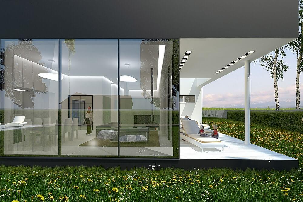 Projekt konstrukcyjny budynku jednorodzinnego j - wiz. 04-03