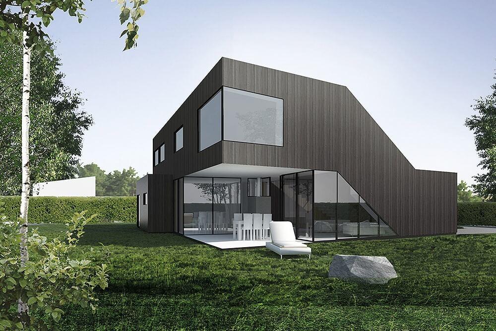 Projekt konstrukcyjny budynku jednorodzinnego r - wiz. 02-03
