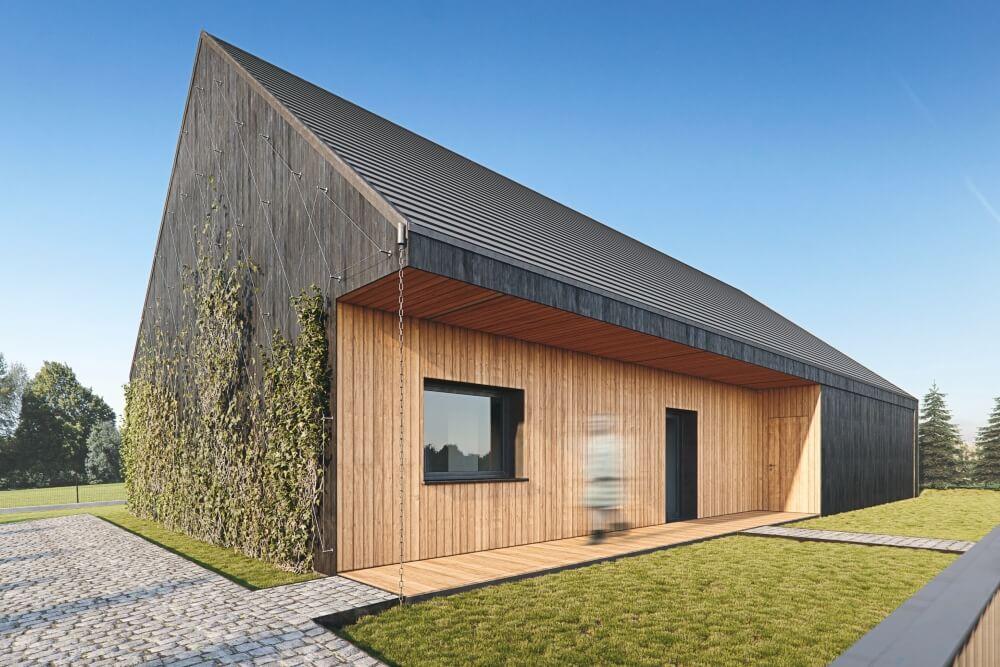 Projekt konstrukcyjny budynku jednorodzinnego wSmolnicy - wiz. 01-03