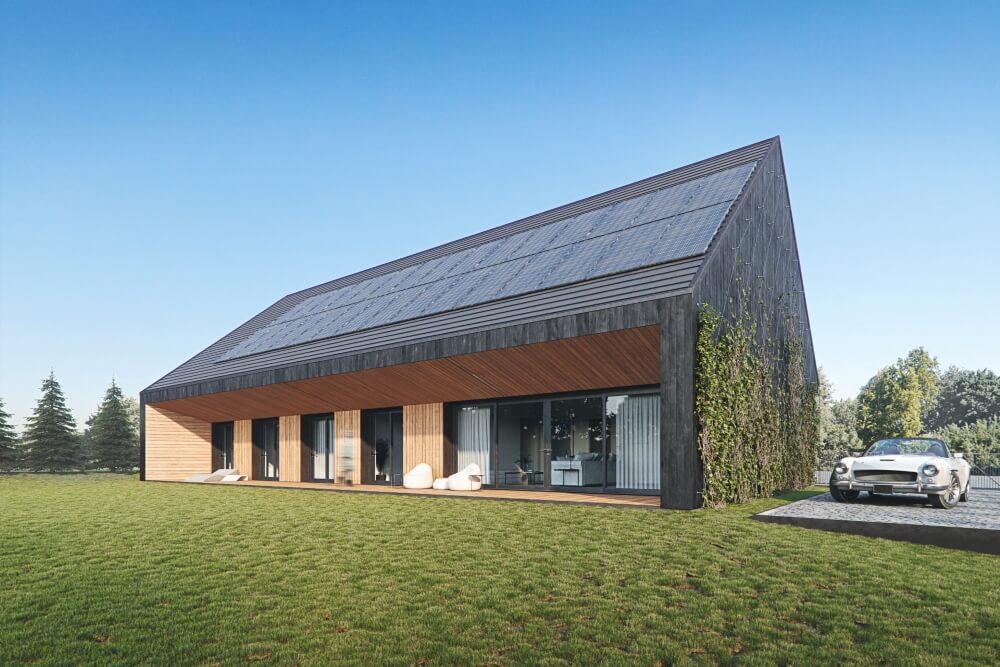 Projekt konstrukcyjny budynku jednorodzinnego w Smolnicy - wiz. 02-03