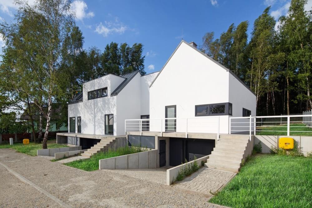 Projekt konstrukcyjny domów szeregowych - fot. 03-03