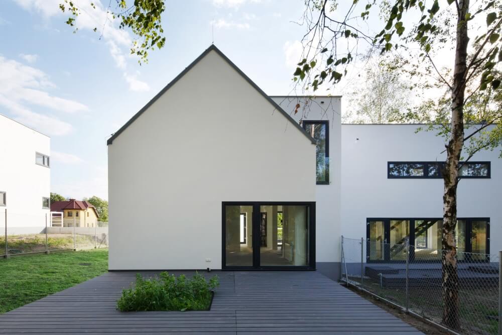 Projekt konstrukcyjny domów szeregowych - fot. 04-03