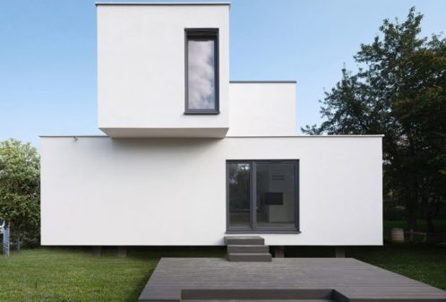Projekt konstrukcyjny domu jednorodzinnego - fot. 01-03