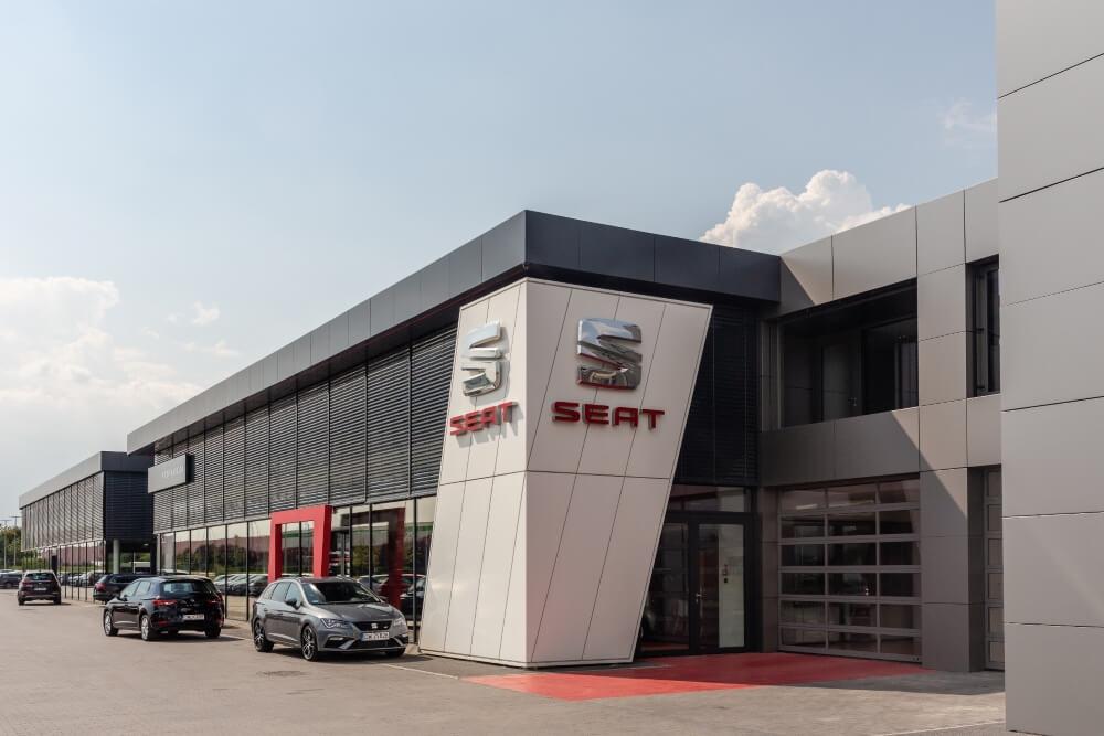 Projekt konstrukcyjny kompleksu obsługi samochodów - fot. 03-03