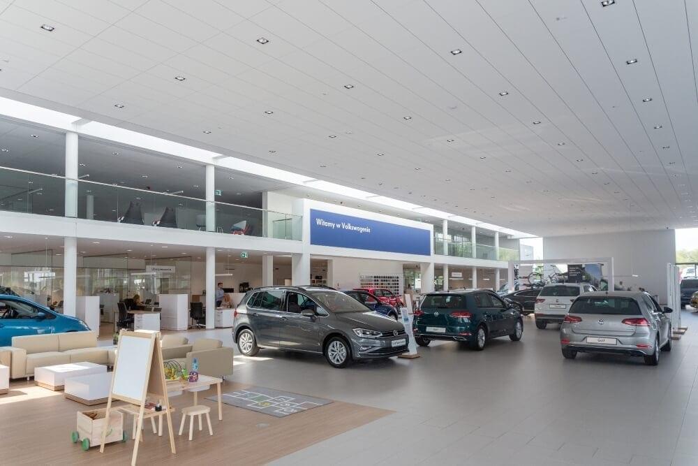 Projekt konstrukcyjny kompleksu obsługi samochodów - fot. 13-03