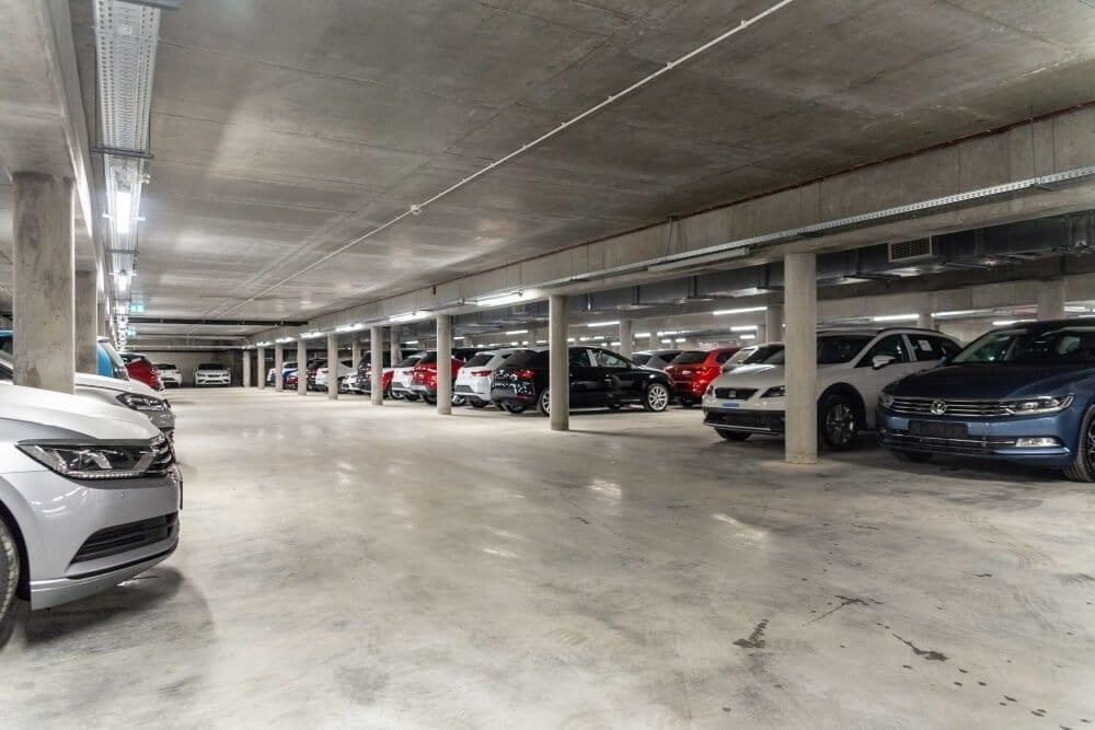 Projekt konstrukcyjny kompleksu obsługi samochodów - fot. 16-03