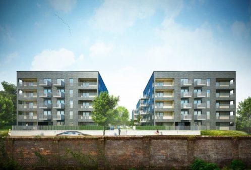 Projekt konstrukcyjny zespołu budynków - wiz. 01-03