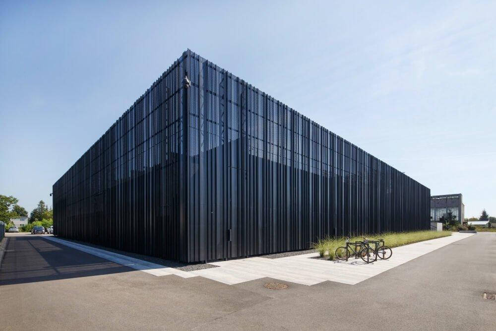 Konstruktionsprojekt des Bürogebäudes - Fot. 03-03