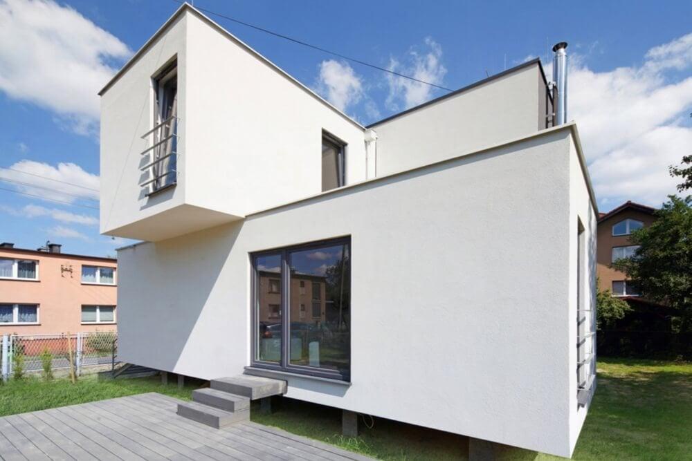 Konstruktionsprojekt des Einfamilienhauses - Fot. 03
