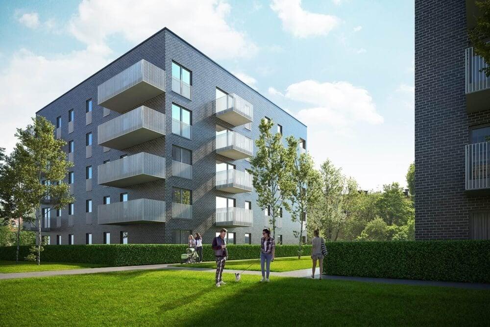 Konstruktionsprojekt des Gebäudekomplexes - Vis. 03-03