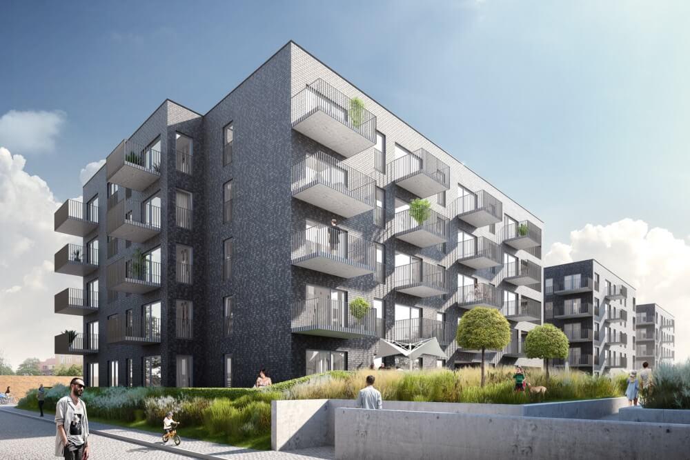 Konstruktionsprojekt des Gebäudekomplexes - Vis. 04-03
