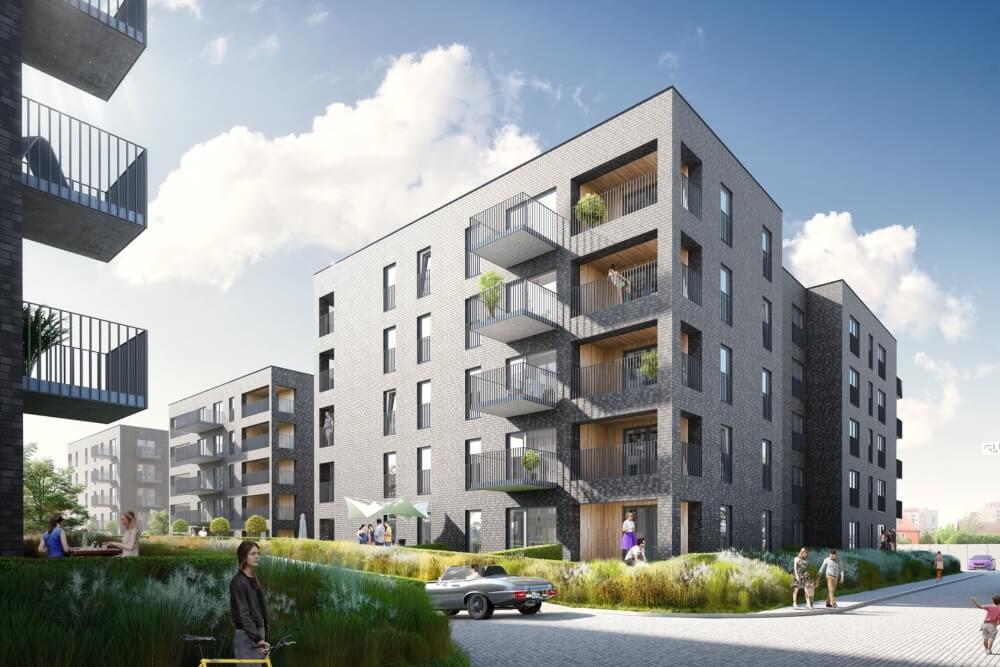 Konstruktionsprojekt des Gebäudekomplexes - Vis. 05-03