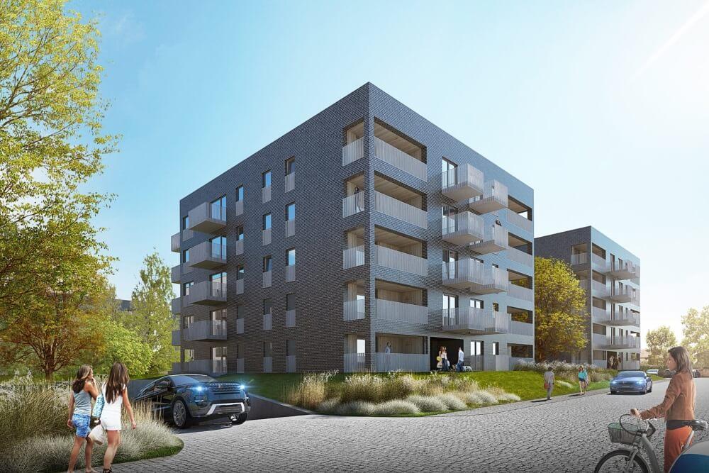 Konstruktionsprojekt des Gebäudekomplexes - Vis. 06-03