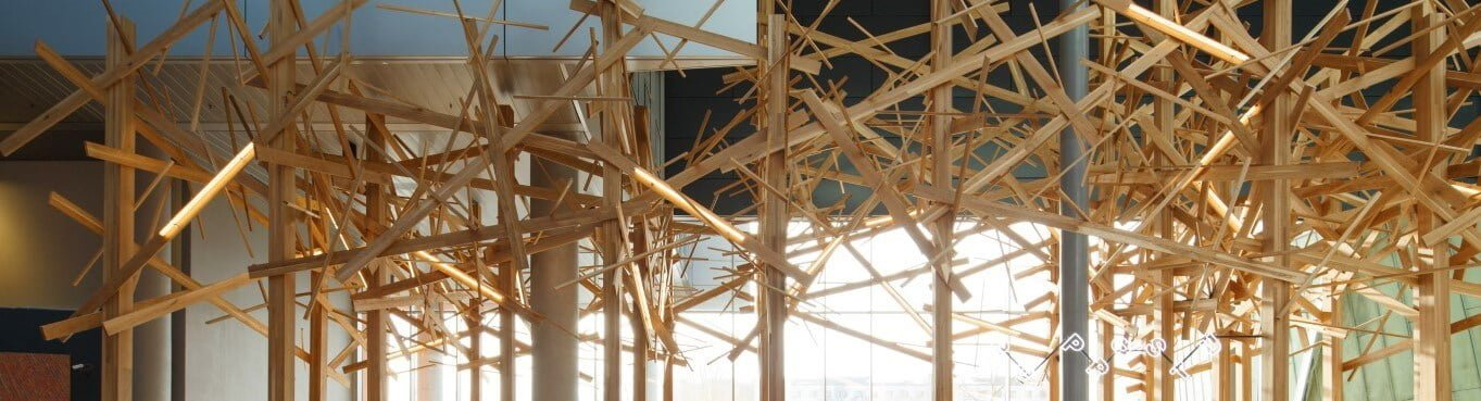 Projekte der Holzkonstruktionen - Foto 02-01