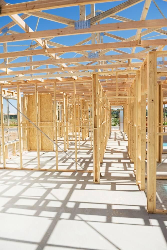 Projekte der Holzkonstruktionen - Foto 02-02