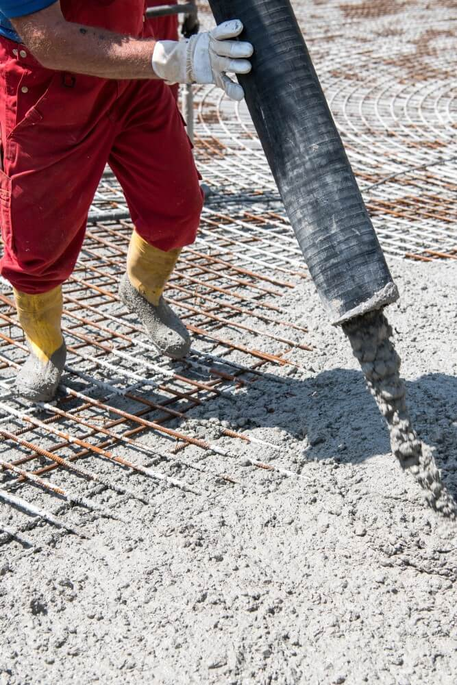Projekte der Stahlbetonkonstruktionen - Foto 02-02