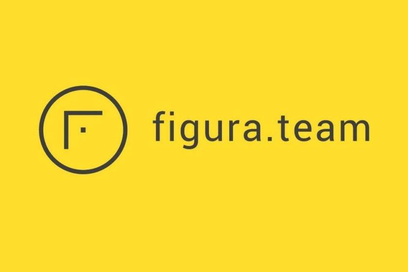 figura.team - tablica w barwach firmowych 01-02