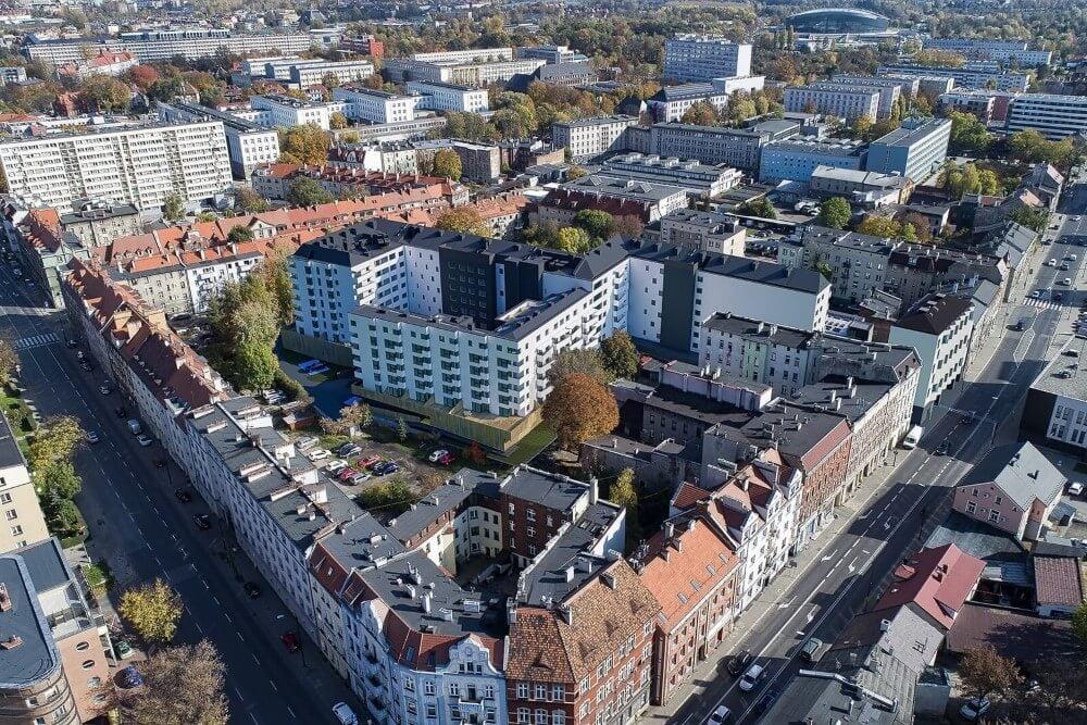 Konstruktionsprojekt des Wohngebäudekomplexes - Fot. 10-03